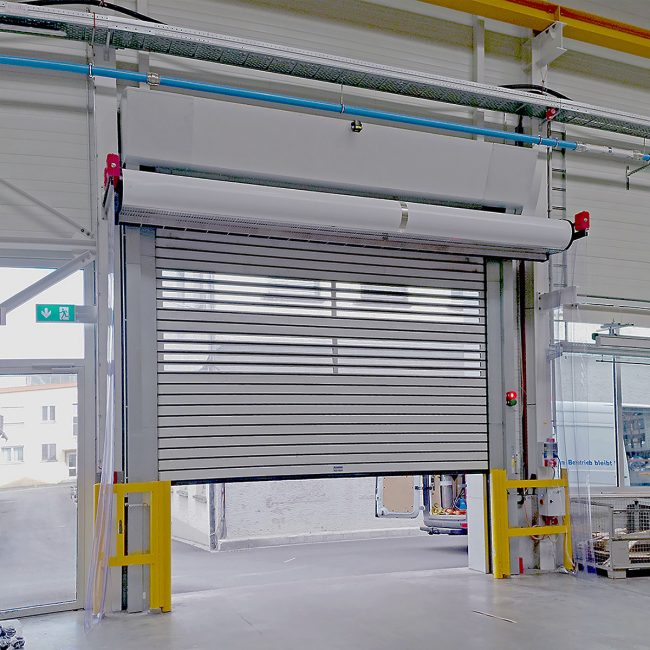THERMOVENT Sistema de cortina de aire TIPO S-575