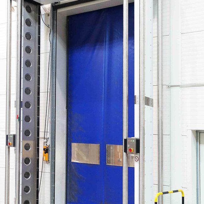 THERMOVENT Sistema de cortina de aire TIPO HB-425