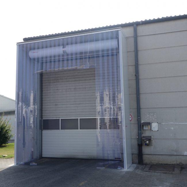 D-450 Enclosure insect screen